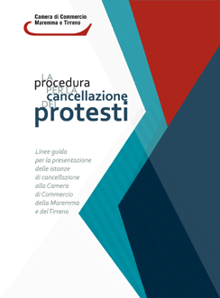 La Procedura per la cancellazione dei protesti